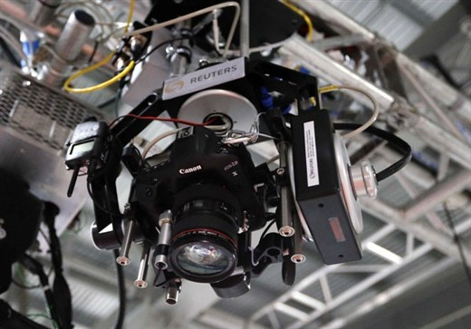 Reuters to use robotic DSLRs for olympics coverage : Digital Photography Review