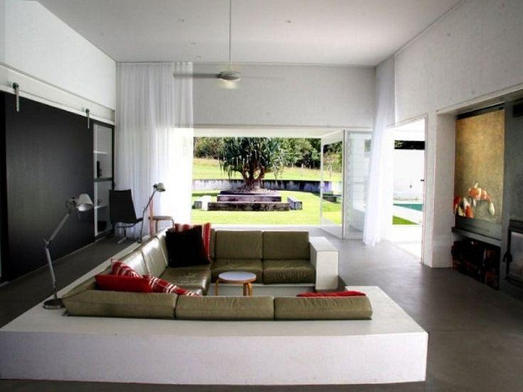 Wohnzimmer Modern : wohnzimmer modern renovieren ...