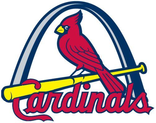 St Louis Cardinals Logo Clip Art