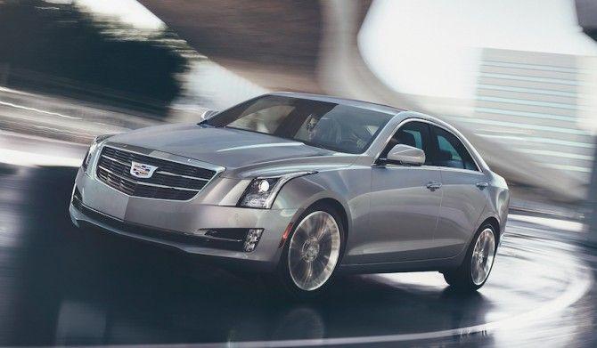 キャデラックATSとCTS-Vの装備と価格を変更Cadillac