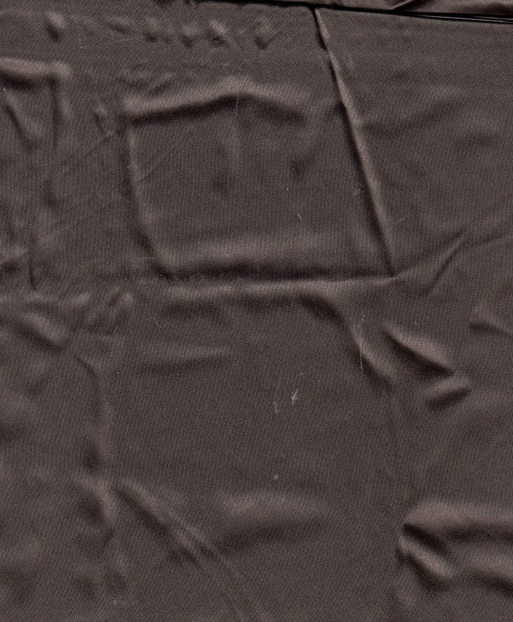 BIN REMAKES Silk chamuese, Dutch cocoa, 1.15 m x 115 cm, 2013 Halloween tie