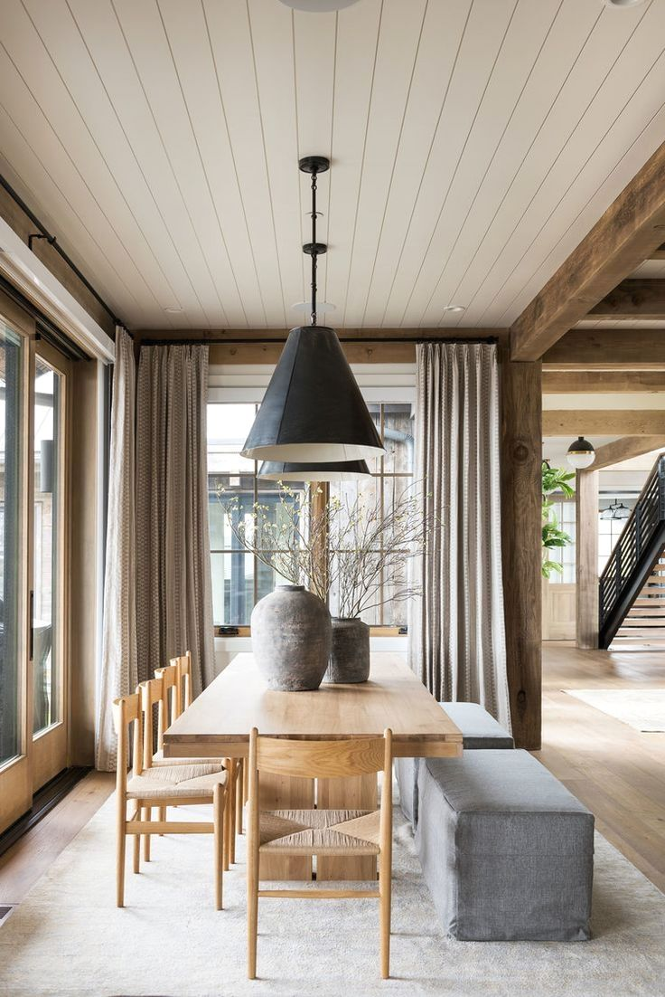 36 Great Exposed Beam Ceiling Lighting Ideas in 2021 ...