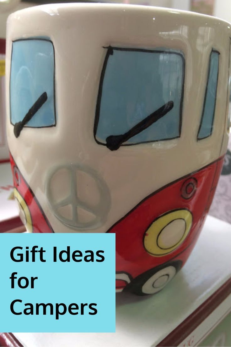 Gift Ideas For Campers Unusual Birthday Gifts 60th Country