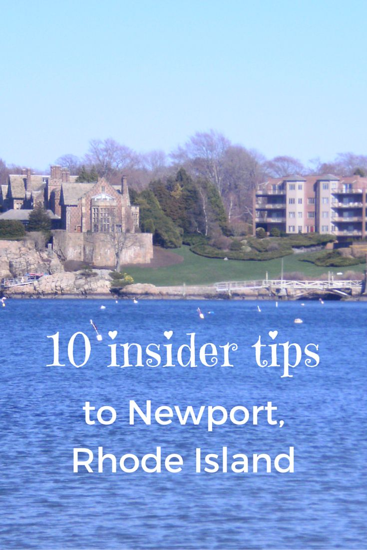 Newport is a little city in Rhode Island but has many things to offer. Much more than I ever expected.