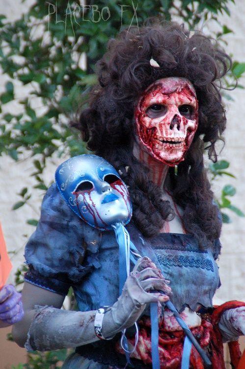 Zombie Horror Masquerade