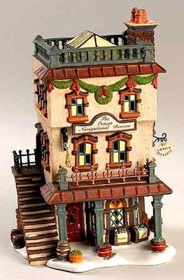 Dept 56 Dickens Village Leed 39 S Oyster House 58446 Retired