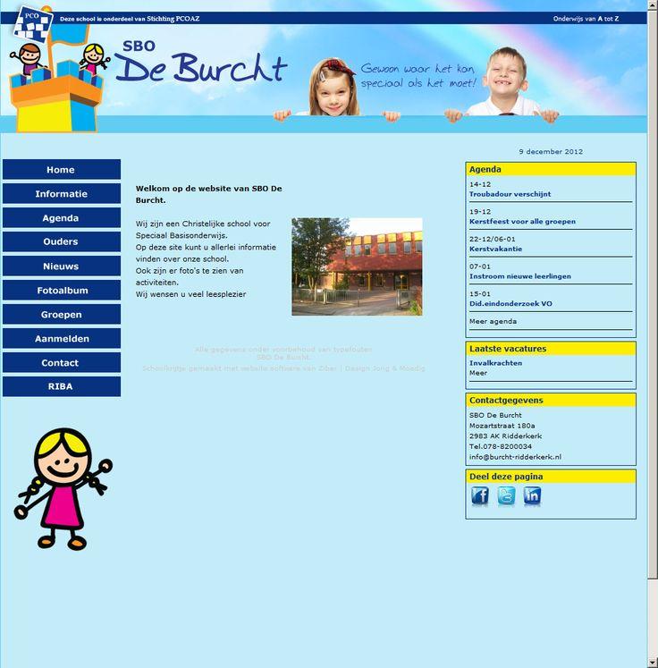 PCBSBS De Burcht - Ridderkerk