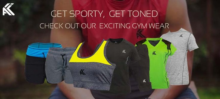 #KAIActive's sports & gym wears are quality #sportswears that are especially designed for sports performance and these special dresses give you a special sports experience. A vast range of quality clothes with both the categories - men and women is available at online retailer shops. If you are looking for quality sports clothes, you can buy these online at affordable prices Read the full #blog…