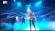 Ariana Grande Breaks Free And Performs Two Songs At The EMAs! Got A Problem With That?