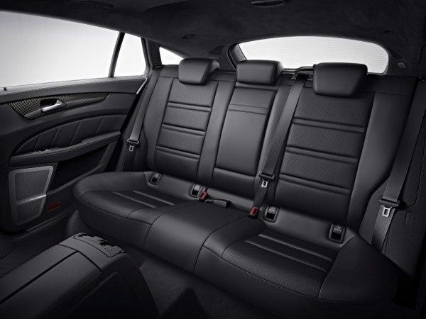 Cool Mercedes: Mercedes-Benz CLS 63 AMG 2013: asientos...   ♥ Mercedes