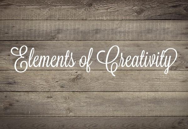 Elements of Creativity – Alice Paviotti