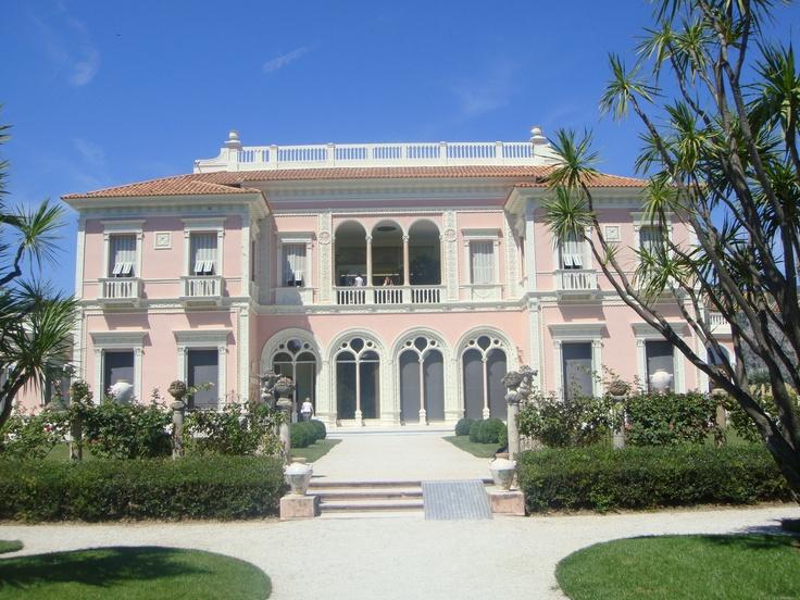 Villa Rothschild, Saint Jean-Cap-ferrat, Nice, France