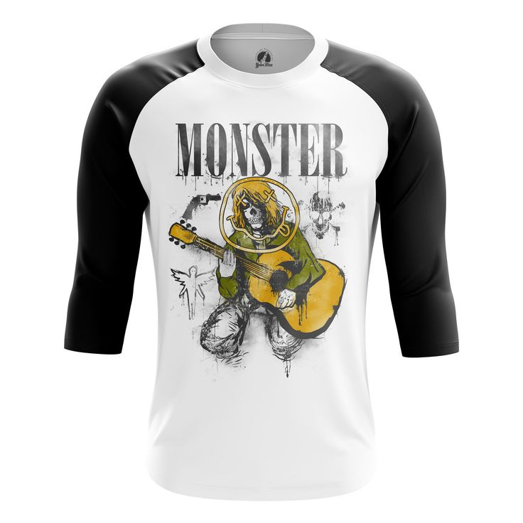 Nice Mens Raglan Monster Nirvana Clothes – Search tags:  #boysclothes #Buymensraglansuk #menclothes #mensraglanaustralia #mensraglancanada #musicmerch #Nirvanaclothes #Nirvanamerch #Nirvanashirts #NirvanateeRaglanT-Shirts #Nirvanatshirt #popbands #raglanforboys #rockbands #Rockbandsmerchandise Check more at https://idolstore.net/shop/categories/apparels-clothes/boys-raglan-monster-nirvana-merchandise-clothes/