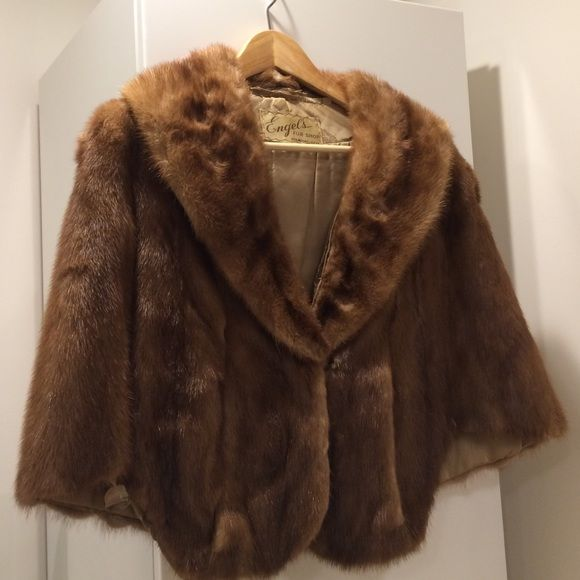 Spotted while shopping on Poshmark: Vintage Real Fur Stole! #poshmark #fashion #shopping #style #Vintage #Other