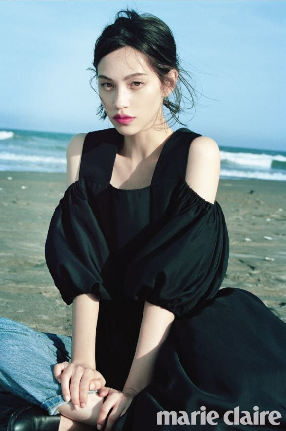 [PHOTO] 051915 Kiko Mizuhara for Marie Claire Korea Magazine June 2015 | TEAM MIZUHARA