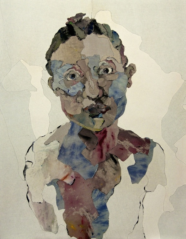 "Saatchi Online Artist: Miseon Yoon; Other, 2013, Mixed Media ""Self-Portrait #3"""