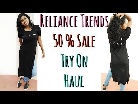 Reliance Trends Shopping Haul - Reliance Online Shopping for Clothes Sale Try on Haul; Reliance Trends Haul in today's video. I shopped from the Reliance Trends online shopping website that is newly launched. The reliance trends clothes online shopping experience is amazing & also I will review the reliance trends online store website. I hope you enjoy this Trends haul video. Instagram: https://www.instagram.com/adityiyerr/