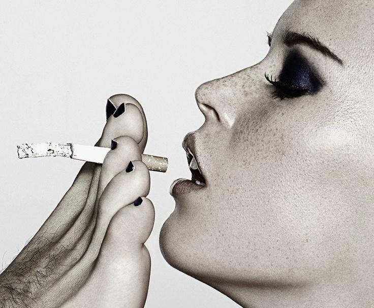 poranny papieros
