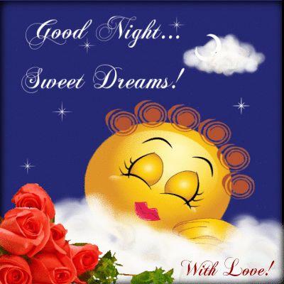 See You Tomorrow, My Friend, Good Night, Sweet Dreams.