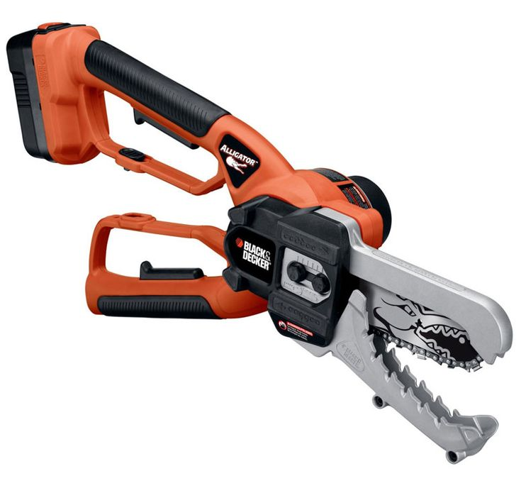 Best 25 cordless chainsaw ideas on pinterest echo chainsaw black decker alligator lopper cordless clamping chain saw greentooth Choice Image