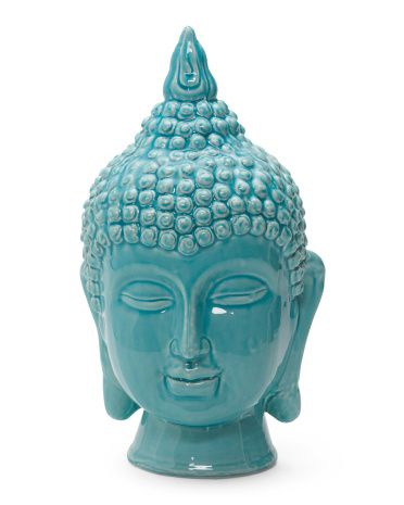 Ceramic Buddah Head Global Home T J Maxx Be Cool