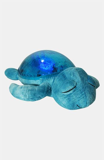 Cloud B 'Tranquil Turtle' Sleep Projector - Just bought it for the nursery. Cannot wait to try it out! It makes the room look like you're underwater with soothing ocean sounds.