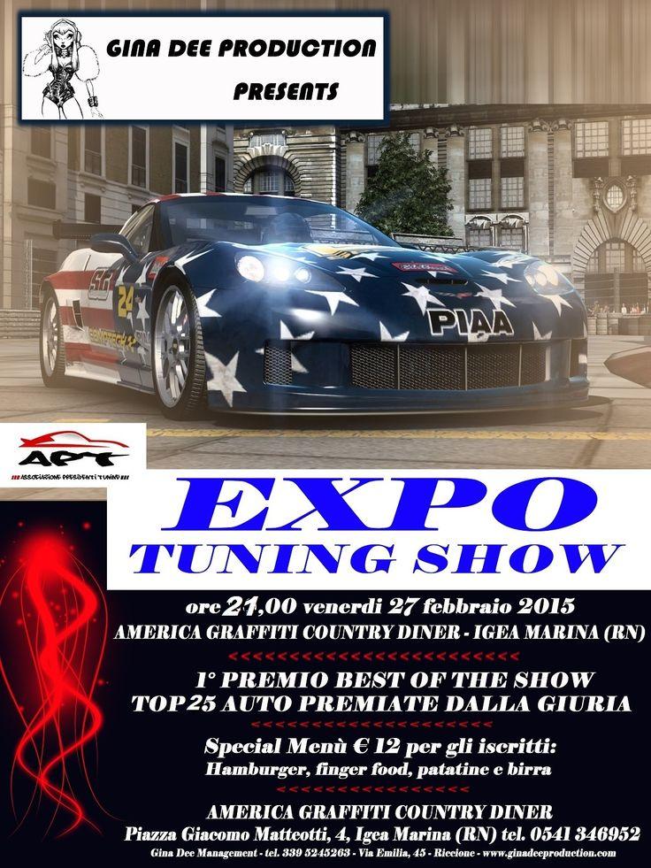 Evento creato da Gina Dee Production  www.ginadeeproduction.com