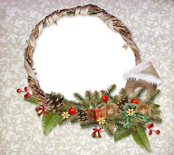 Δωρεάν χριστουγεννιάτικες κάρτες και κορνίζες με τις φωτογραφίες σας