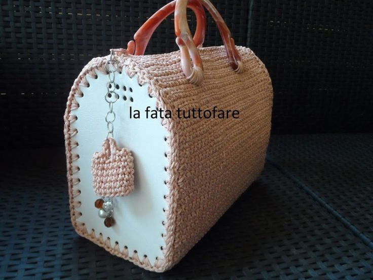 1000 images about on pinterest trapillo bags for Borse in fettuccia tutorial