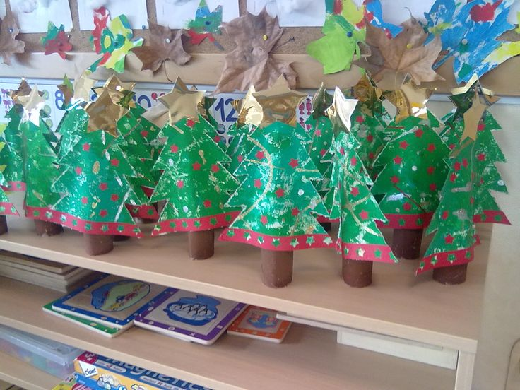 Natal no jardim de infância 2013.