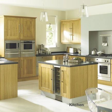 1000 images about solid oak shaker kitchens on pinterest for Kitchens b q cooke and lewis