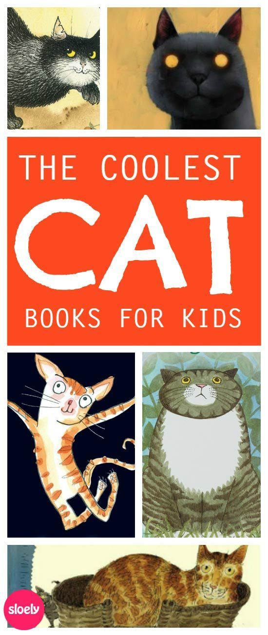 Cat books for kids brilliant children's stories about