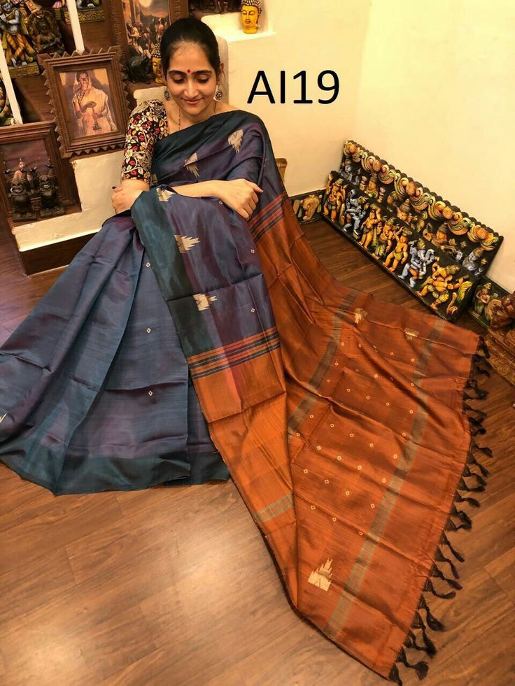 *Banana fibre silk cotton Sarees without blouse 3020*+shipping  Order what's app 7093235052