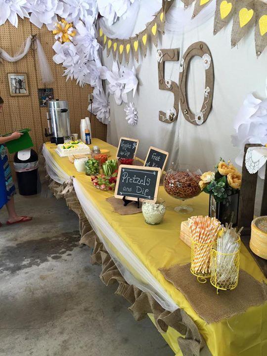 Golden Wedding Table Decoration Ideas
