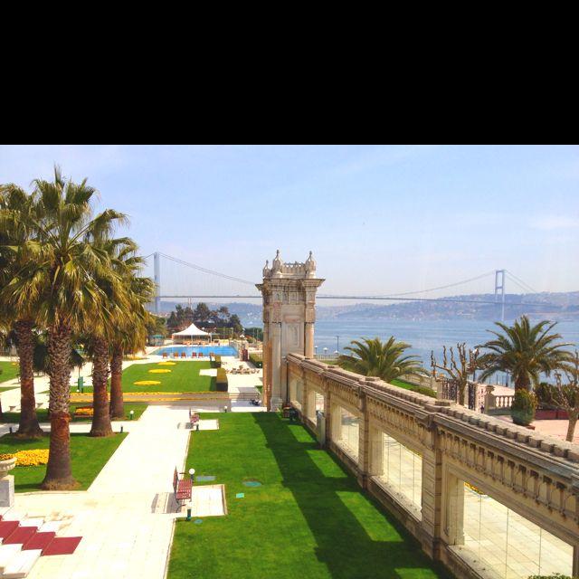 Ciragan Palace, Istanbul-Turkey