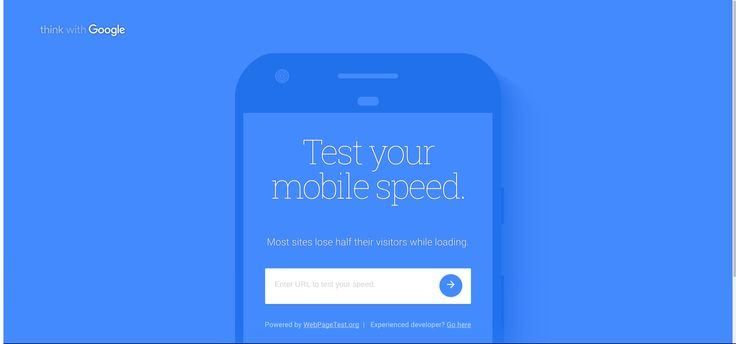 #SMBs: Take the Mobile Speed Test from @Google. If it's over 3 seconds, we should talk @SMB_toolbox https://testmysite.thinkwithgoogle.com/