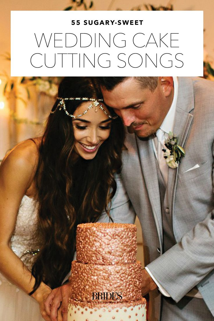 Wedding Cake Cutting Songs