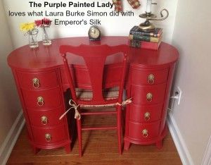 Emperors Silk The Purple Painted Lady loves what Laura Burke Simon did
