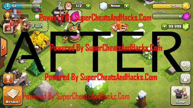 Best Clash Of Clans Cheats And Hack Tool 100% Working See The Proof Of Hack Below