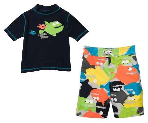 71491f5eff81 traje-bano-bebes-9 | trajes de baño y ropa para niñ@s | Trajes de ...