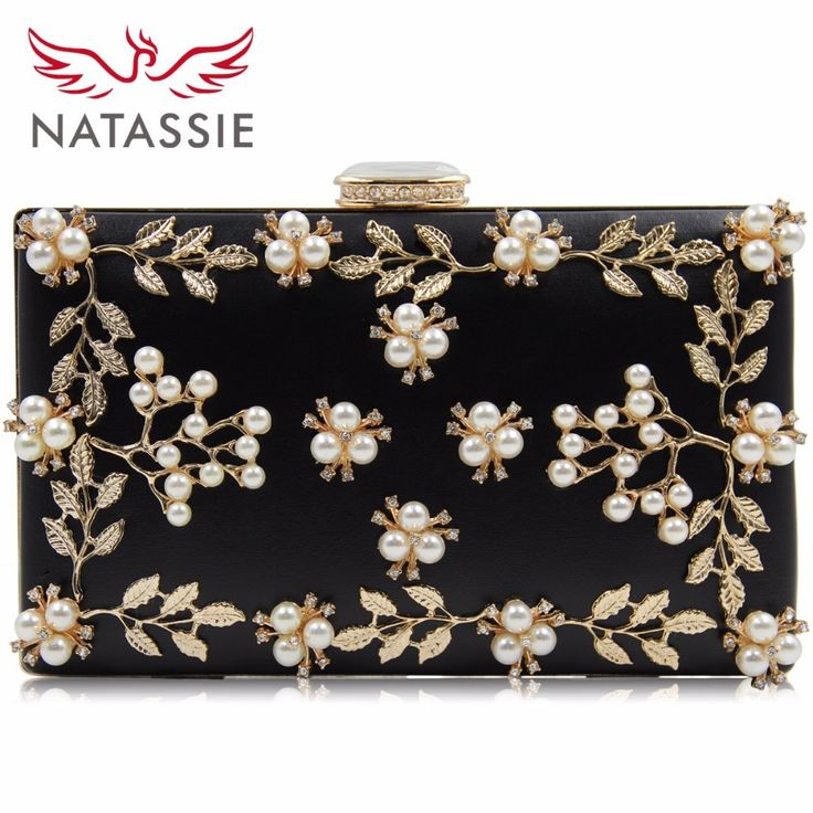 Sale Price US $17.13 Discount 54% NATASSIE 2018 Women Evening Bags Fashion Beaded Clutch Bag Female Wedding Clutches Purses High Quality this article and start a new business in days #womens-fashion-evening