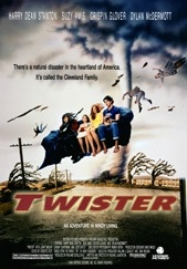 Twister    - FULL MOVIE - Watch Free Full Movies Online: click and SUBSCRIBE Anton Pictures  FULL MOVIE LIST: www.YouTube.com/AntonPictures - George Anton -     A tornado writhes across the sprawling family estate of soda pop and miniature golf magnate, Eugene Cleveland, but the family inside is oblivious to the weather - caught up instead in their own private whirlwind of off-beat opulence, they are too far-gone to recog nize the storm that mirrors their own personal battles. They're…