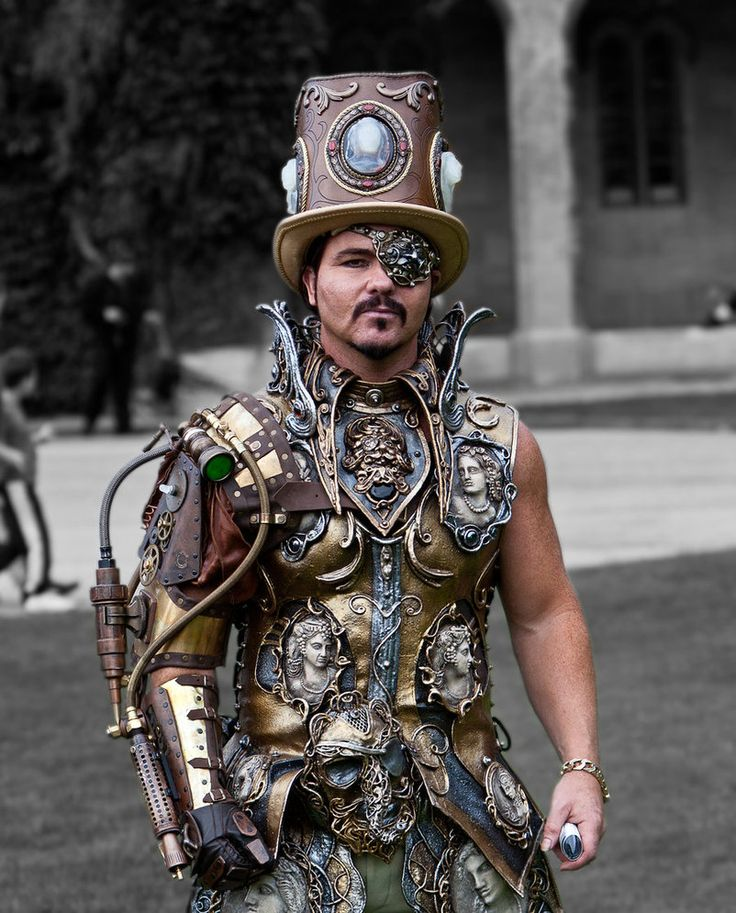 When Ariel Goes Steampunk [Cosplay Pics]