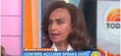"""John Conyers Accuser Breaks Silence: 'He Asked Me To Satisfy Him Sexually' Marion Brown said she decided to break a non-disclosure agreement """"to stand up for all the women in the workforce that are voiceless."""" 