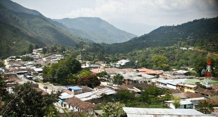 Maisons en ruines, familles déplacées cherchant leurs disparus, indigènes assassinés: en Colombie, la région du Cauca a payé un lourd tribut au conflit armé et les stigmates seront longs à cicatriser, en dépit du processus de paix en cours.