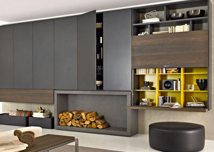 molteni 505 screens pinterest. Black Bedroom Furniture Sets. Home Design Ideas