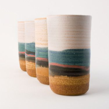 Robert Blue | ceramic cups