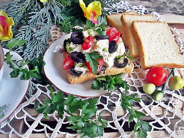 Gosia gotuje: Pyszne śniadanie z sucharkami MAMUT