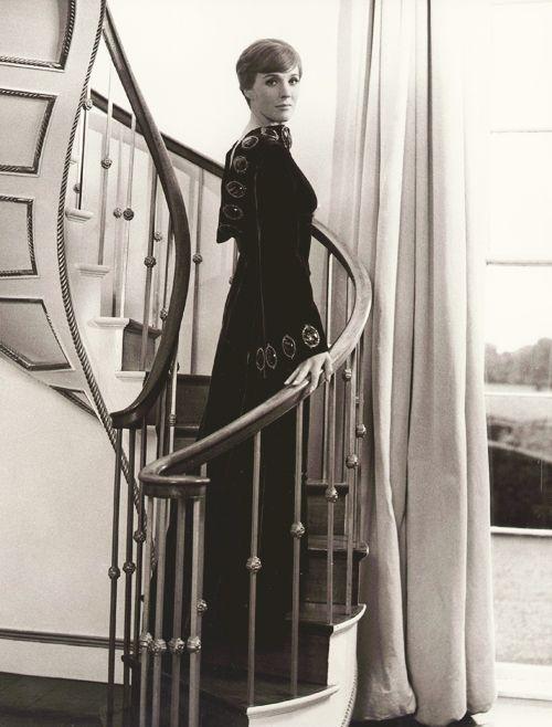 Julie Andrews is flawless. <3