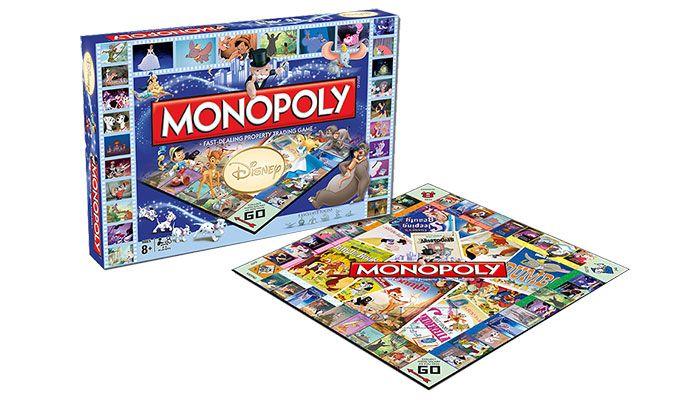 Disney - Monopoly Board Game - EB Games Australia